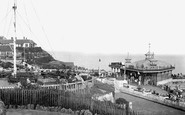 Boscombe, The Pier Approach 1931