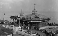 Boscombe, The Pier Entrance 1931