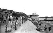 Boscombe, The Promenade 1922