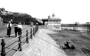 Boscombe, The Seafront 1913