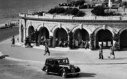 Boscombe, Undercliff Drive, The Cloisters c.1950