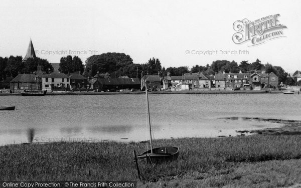 Bosham, From South c.1955