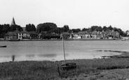 Bosham, From South c.1955