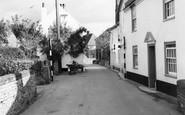 Bosham, High Street c.1960