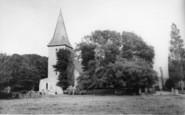 Bosham, Holy Trinity Church 1965
