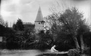 Bosham, Mill Pond And Holy Trinity Church 1903