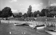 Bosham, Old Bosham c.1965
