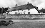 Bosham, Quay Cottage c.1960