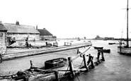 Bosham, The Harbour 1903