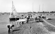 Bosham, The Harbour c.1965