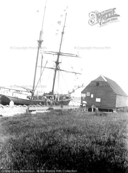 Bosham, The Quay c.1900