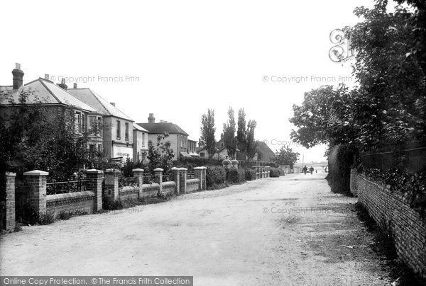 Bosham, The Village 1902