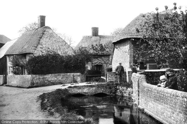 Bosham, The Village 1903