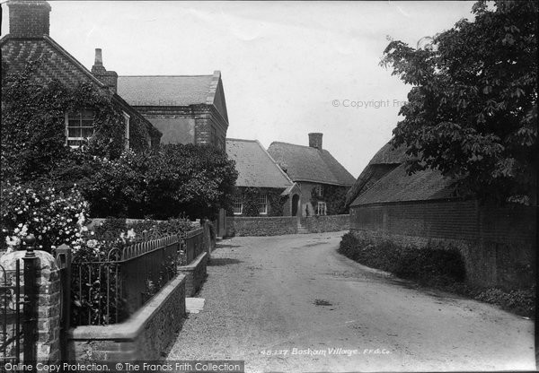 Bosham, Village 1902
