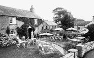 Bosherston, the Tea Gardens c1959