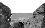 Bossiney, Elephant Rock 1894