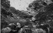Bossiney, Rocky Valley 1895