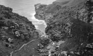Bossiney, Rocky Valley 1920