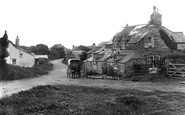 Bossiney, The Village 1920