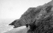 Bossington, Hurlstone Point 1907