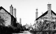 Bossington, Tall Chimneys c.1965