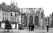 Boston, Market Place 1890