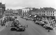 Boston, Market Place 1952