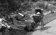 Boston, Mother And Pram, Peoples Park 1899