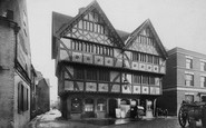 Boston, Shodfriars Hall 1889