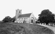 Boston, Skirbeck Church 1890
