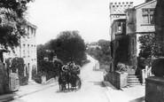 Boston Spa, Bridge Road 1908