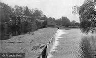 Boston Spa, Flint Mills 1895