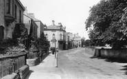 Boston Spa, High Street 1893