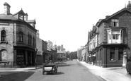 Boston Spa, High Street 1921