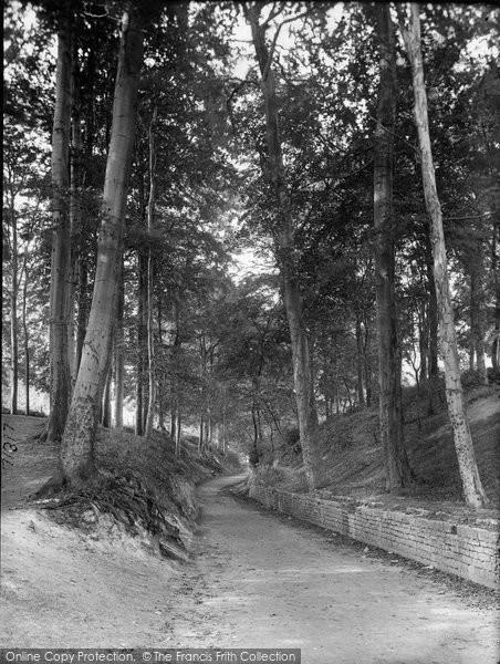 Boston Spa, Holgate Lane 1921