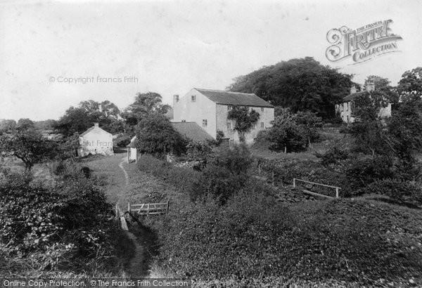 Boston Spa, Low Mill 1909