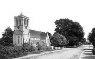 Boston Spa, Parish Church Of St Mary The Virgin1893