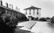 Boston Spa, The Terrace c.1955