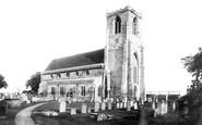 Boston, St Nicholas's Church, Skirbeck 1893