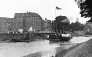 Boston, The Ss Boston 1890