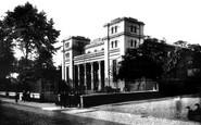 Boston, Wesleyan Church 1893