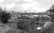 Bothenhampton, From The South c.1945
