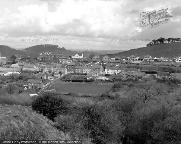 Bothenhampton, From The South c.1955