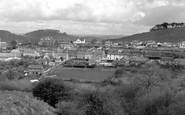 Bothenhampton, From The South c.1955