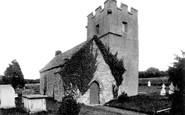 Bothenhampton, Holy Trinity Old Church 1904