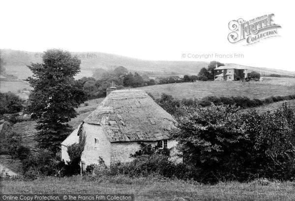 Bothenhampton, Old House And Vicarage 1904