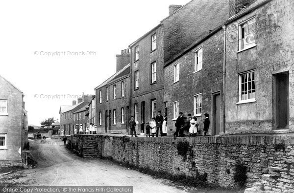 Bothenhampton, The Village 1904