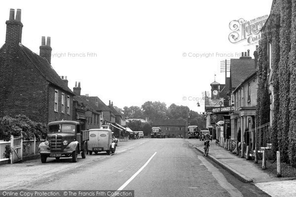 Botley, High Street c.1955