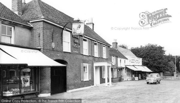 Photo of Botley, the Bugle Inn c1960