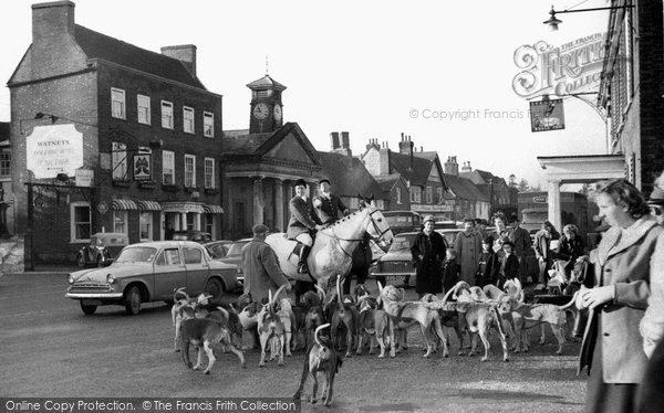 Botley, The Hambledon Hounds c.1960